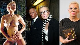 Od erotických fotek až do zastupitelstva: Kateřina Kornová slavila 53!