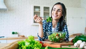 Na měsíc veganem? Víme, co vám to přinese a co všechno se změní!