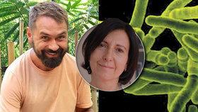 David (32) v sobě nosí bacily tuberkulózy, stejně jako tisíce dalších! Odbornice řekla, proč se o nich neví