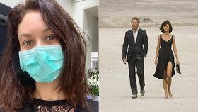 Bondgirl Kurylenková se vyléčila z koronaviru: Řekla, čím nemoc porazila!