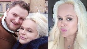 Štiková (47) se snoubencem (23) odmítá nosit roušku! Její vysvětlení Čechy dopálilo