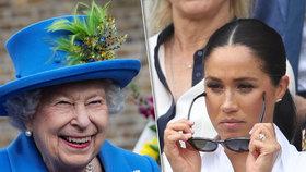 Královna nekompromisně: Meghan si musí změnit příjmení! Jak se bude jmenovat?
