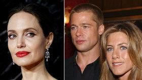 Dokonalá pomsta žárlivé Angeliny Jolie? Pletky s Bradovým kamarádem!
