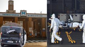 Smrt sestry z Thomayerky: Koronavirus chytla od taxikáře! Stěžovala si, že neměli dost roušek