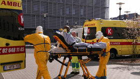 Nejhorší duben od druhé světové války, hlásí Belgie. Karanténa ale snížila počet smrtelných nehod