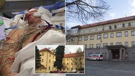 Nemocnice Na Františku se nově postará o seniory nakažené koronavirem. K dispozici má devět lůžek