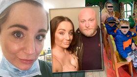 Mladou zdravotní sestřičku chladnokrevně zavraždil manžel: Zůstaly po ní tři děti
