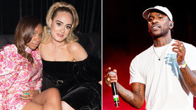 Hubená postava Adele štěstí nepřinesla: Po krachu manželství rozchod s rapperem!