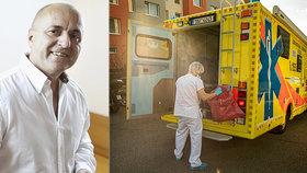 Poslední lékař na pardubické pohotovosti dal výpověď: Pandemii sám nedám, uznal