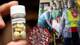 Účinný lék proti koronaviru: Česko doufá v pomoc od Japonců, ti ho testovali ve Wu-chanu