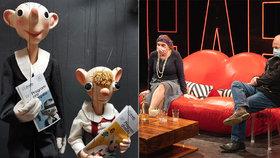 Divadla v době koronavirové: Vstupenky na NIC a Spejbl s Hurvínkem online
