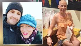 Koronavirus překazil novinářce s rakovinou svatbu: Bojí se, že se jí nedožije!