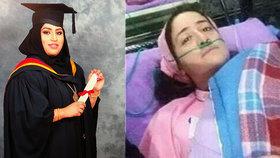 O děti se neboj, zašeptal nakažené manželce: Zdravotní sestra těsně poté zemřela