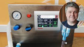 Čeští vědci vyvinuli revoluční ventilátor pro pacienty s koronavirem! Za 5 dní a bez nároku na odměnu
