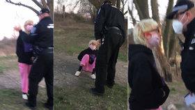 Místo pokuty dostala dívka (19) od strážníka facku! Případ řeší inspekce, městská policie se omluvila