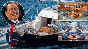 Expremiérova jachta na prodej: Luxus může být váš za 285 milionů!