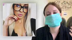Pašeračku Terezu museli testovat na koronavirus! Přes den vůbec nejí