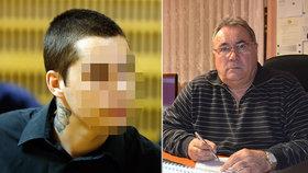 Starosta Kmetiněvsi o propuštění dětského vraha: Bojím se ho, vracet by se neměl!