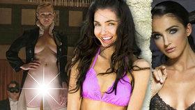 Známá modelka odhodila stud! V oblíbeném seriálu ukázala prsa i rozkrok