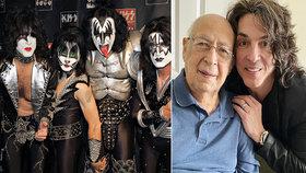 Otec frontmana kapely Kiss oslavil v karanténě 100. narozeniny! Se synem však slavit nesmí