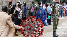 Střelba, bičování a slzný plyn. Represe kvůli koronaviru končí v Africe i smrtí