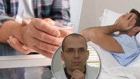 Roman (40) popsal muka: Křeče mi kroutily hlavou! Lidem s parkinsonem pomáhá speciální zákrok, koronavir ale plány hatí
