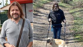 Čtyři bypassy ho změnily! Muzikálový zpěvák Bohouš Josef zhubl 10 kilo