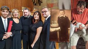 Zkrachovalý podnikatel Josef Kokta slaví 63: Čtyři manželky, pět synů a jediná dcera!