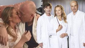 Krásky Borhyová i Šoposká nově v Ordinaci: Po pauze budou lákat diváky!