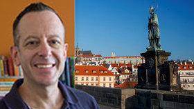 Americký profesor popsal život v liduprázdné Praze: Jsem jako jediný cizinec v tomto krásném městě!