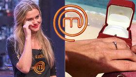 Odpadlice Lucie z MasterChefa: Luxusní zásnuby na Bahamách!