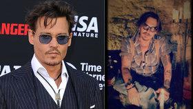 Johnny Depp konečně na Instagramu: Z podivného místa promluvil o válce s ex!
