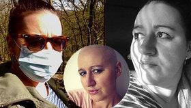 Oblíbená blogerka Tereza (40) přežila rakovinu: Koronaviru se bojím, výsledek je nejistý, říká