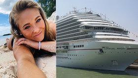 Češka (30) uvízla na Floridě na lodi: Jako vyvrženci čekáme, co s námi bude!