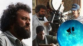 Steven Spielberg truchlí! Koronaviru podlehl jeho blízký kolega z E.T. Mimozemšťana