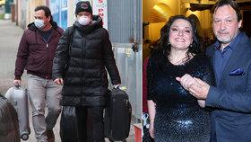 Krize ve vztahu zpěvačky Rezkové: Příčinou je Dominika Gottová!