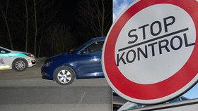 Drama na hranicích se Slovenskem: Řidič ujížděl hlídce v kradené Fabii
