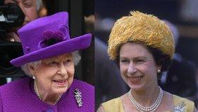 Královna Alžběta dnes slaví 94 let: Takhle se změnila od svého mládí!