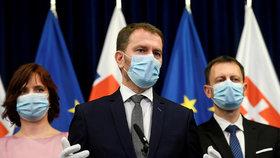"""Slovensko otevírá restaurace, obchody i hotely, Matovič ale varuje: """"Musíme se chránit"""""""