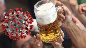"""Koronavirus """"zařízl"""" legendární pivní slavnost. Pořadatelé odvolali Oktoberfest"""