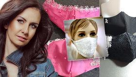 Nový módní koronahit: Svatební roušky! Návrhářka popsala, po čem nevěsty touží