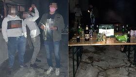 """Karanténní večírek v hospodě u Luhačovic?! Na druhý den místní """"pozvali"""" policii!"""