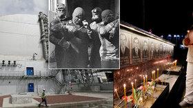 """Černobylská katastrofa """"rozsvítila svět"""": Tehdejší miminka jsou dnes třicátníci"""