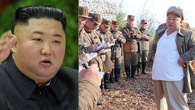 """Žraločí polévka, foie gras a luxusní japonské hovězí: Doplatil Kim Čong-un na následky své """"diety""""?"""