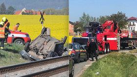 Honza zachraňoval oběti nehody u Nýřan: Jedno dítě (†5) bylo pod autem, neslyšel jsem ho!