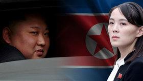 """Nahradí Kima sestra (32)? """"Princezna"""" věrně slouží režimu, za krásnou tváří se skrývá zlo"""