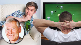 Televize bez sportovních přenosů: Sportovcům z gauče chybí droga, upozornil psycholog