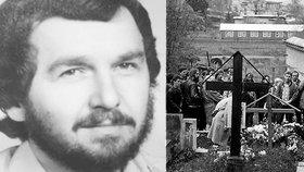 Disident Pavel Wonka zemřel ve vězení: Stát rodině přiznal nesmyslné odškodné
