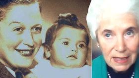 Eva se narodila v koncentráku: Nacistům den před porodem došel Cyklon B