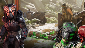 You're one ugly motherf**ker! Recenze Predator: Hunting Grounds